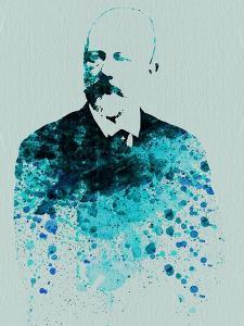 Tchaikovsky Watercolor by Anna Malkin
