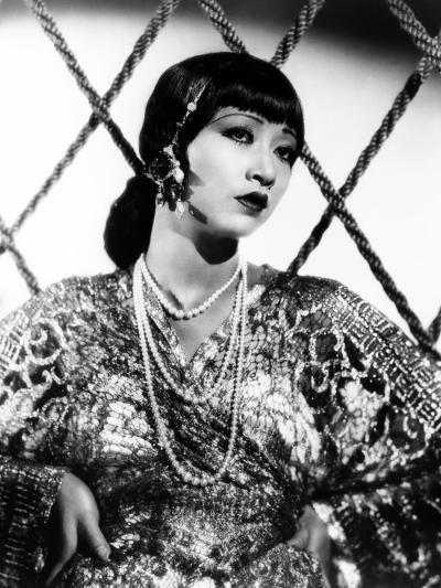 Anna May Wong, ca. 1930s--Photo