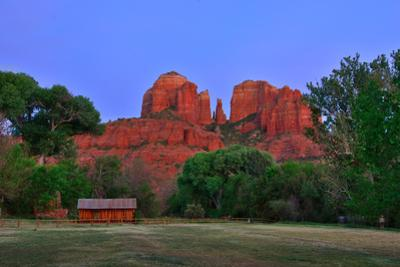 Cathedral Rock in Sedona, Arizona,USA by Anna Miller