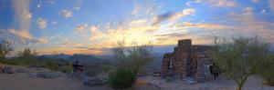 Dobbin's Lookout in South Mountain Park, Phoenix, Arizona,USA by Anna Miller