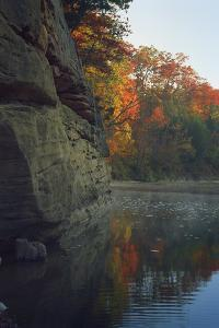Turkey Run State Park, Indiana, USA by Anna Miller