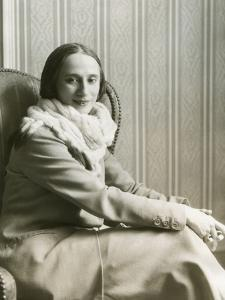 Anna Pavlova, Prima Ballerina of the Imperial Theatre in St Petersburg