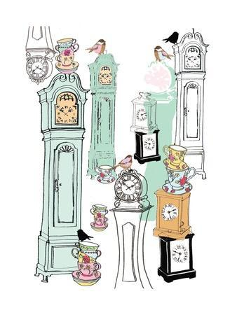 Clocks, 2013
