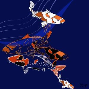 Koi by Anna Platts