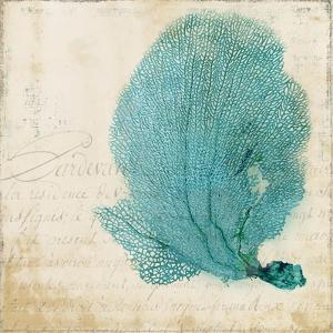 Blue Coral II by Anna Polanski