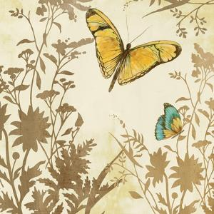 Butterfly in Flight I by Anna Polanski