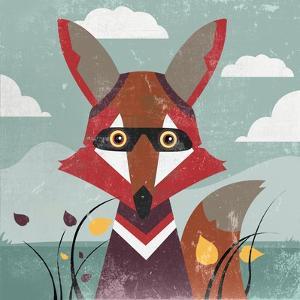 Fox by Anna Polanski