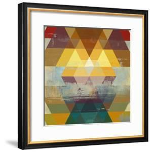 Geometrics II by Anna Polanski