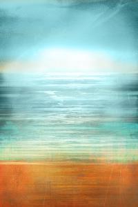 Ocean Abstract by Anna Polanski
