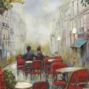 Paris Café by Anna Polanski