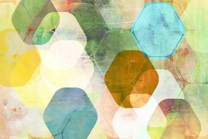 Rounded Hexagon I by Anna Polanski