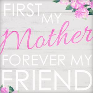 First My Mother by Anna Quach