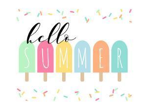 Hello Summer by Anna Quach