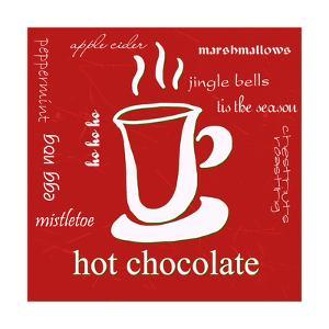 Hot Chocolate by Anna Quach