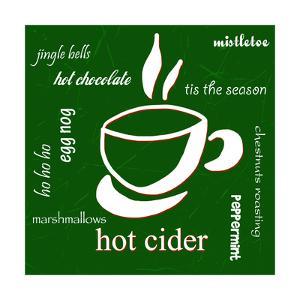 Hot Cider by Anna Quach