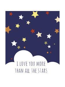 I Love You More than the Stars by Anna Quach