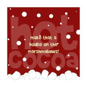Marshmallows by Anna Quach