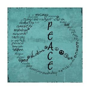 Peace Sign by Anna Quach