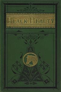Illustrated Cover, Showing the Head Of a Horse by Anna Sewell