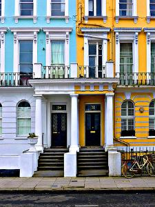 Apartment Number 29 and 31, Notting Hill in London by Anna Siena