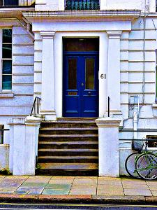 Apartment Number 61, Notting Hill in London by Anna Siena