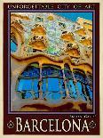 Ponte Vecchio, Florence Italy 1-Anna Siena-Giclee Print