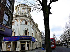 Coronet Cinema, 103 Notting Hill Gate, London by Anna Siena
