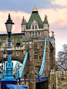 Tower Bridge by Anna Siena