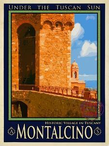 Wine Museum, Montalcino Tuscany 2 by Anna Siena