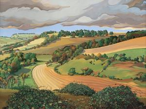 From Solsbury Hill by Anna Teasdale