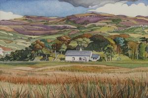 Johnny Mcdonald's House, Mull by Anna Teasdale