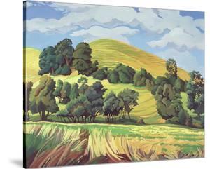 Little Hill, Cold Ashton by Anna Teasdale