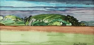 Near Dervaig, 2000 by Anna Teasdale