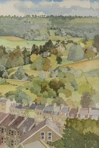 Sickert's House, Bathampton by Anna Teasdale