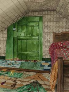 The Bothy Kengharair Farm by Anna Teasdale