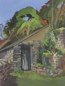 The Shed, Clovelly by Anna Teasdale