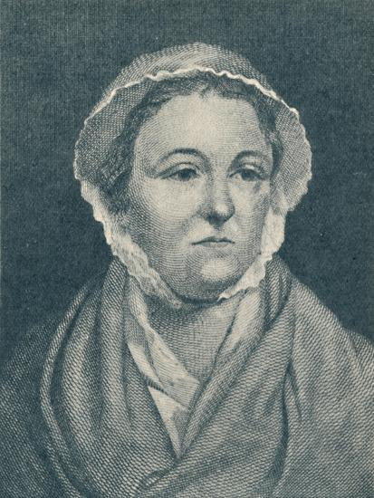 'Anna Williams (b. 1706, d. 1783)', 1907-Unknown-Giclee Print