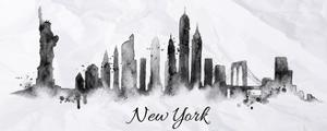 Silhouette Ink New York by anna42f