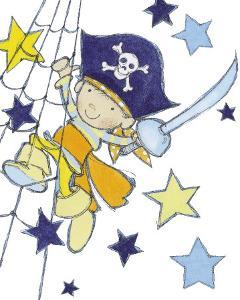 Little Pirate by Annabel Spenceley