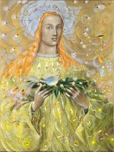 Aries, 2007 by Annael Anelia Pavlova