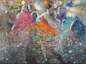 Dance of the Muses, 2009 by Annael Anelia Pavlova