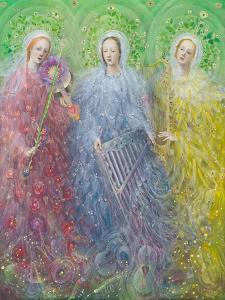 Mass for Three Voices, 2016 by Annael Anelia Pavlova