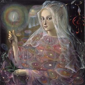 Sagittarius, 2007 by Annael Anelia Pavlova