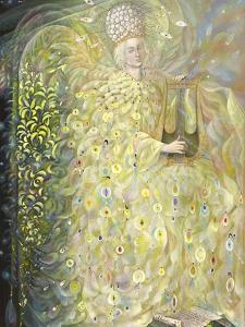 The Angel of Wisdom, 2009 by Annael Anelia Pavlova