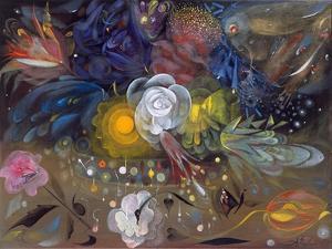 The Flowers of Little Ida, 2008 by Annael Anelia Pavlova