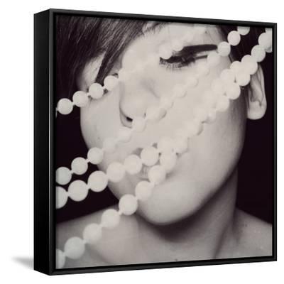 Annalie-Cristina Salas Mendoza-Framed Canvas Print
