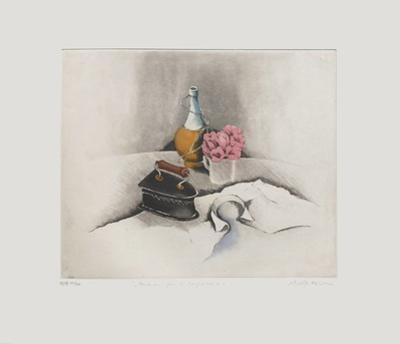 Ancien Fer À Repasser by Annapia Antonini