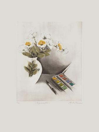 AquarelII by Annapia Antonini