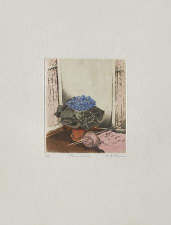 Fleurs Et Tricot by Annapia Antonini