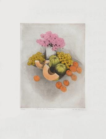 Fruits De Provence by Annapia Antonini
